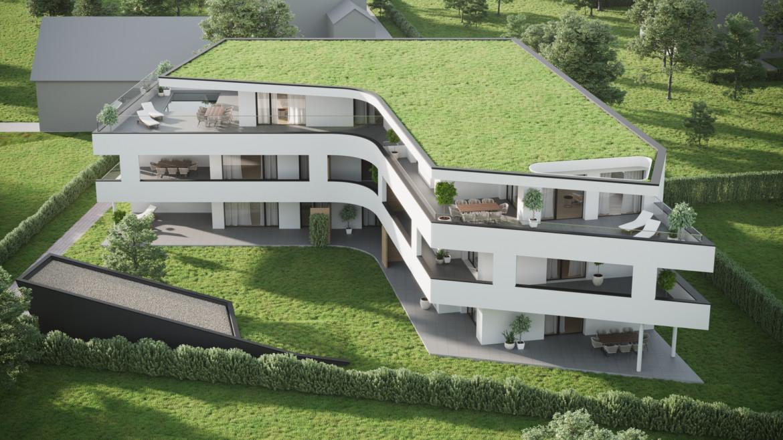 Bauprojekt Abstallerstraße 14A
