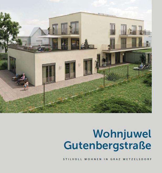 BAUVORHABEN GUTENBERGSTRASSE